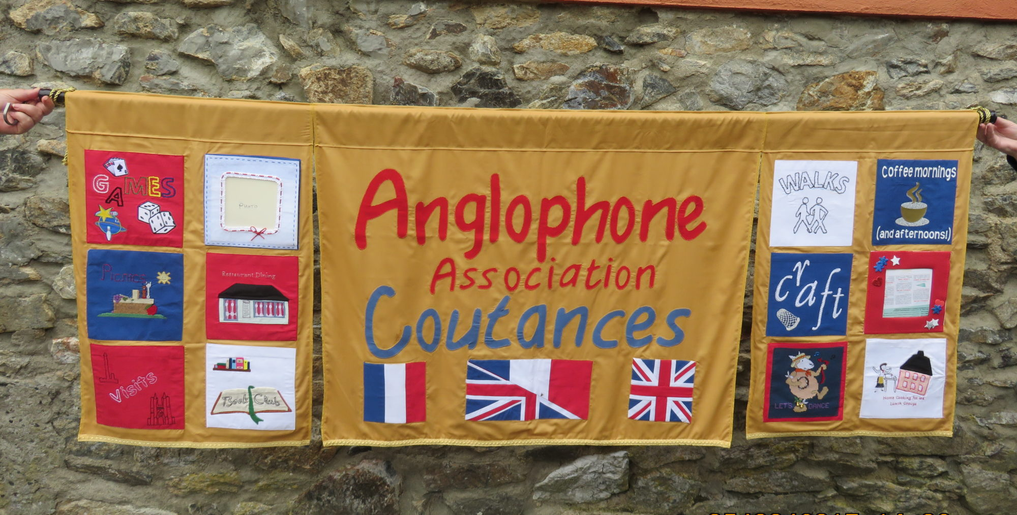 The Anglophone Association of Coutances